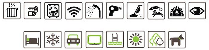 icone servizi agriturismo santa chiara