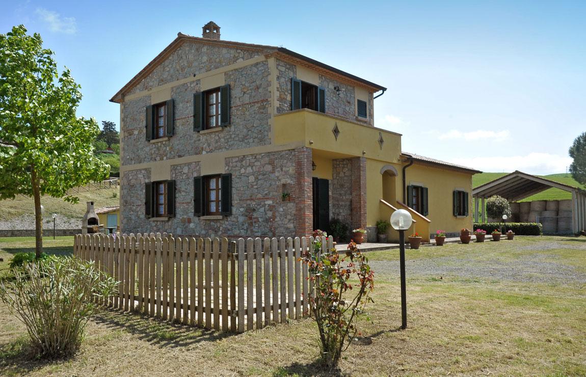 Santa Chiara (Accueil):
